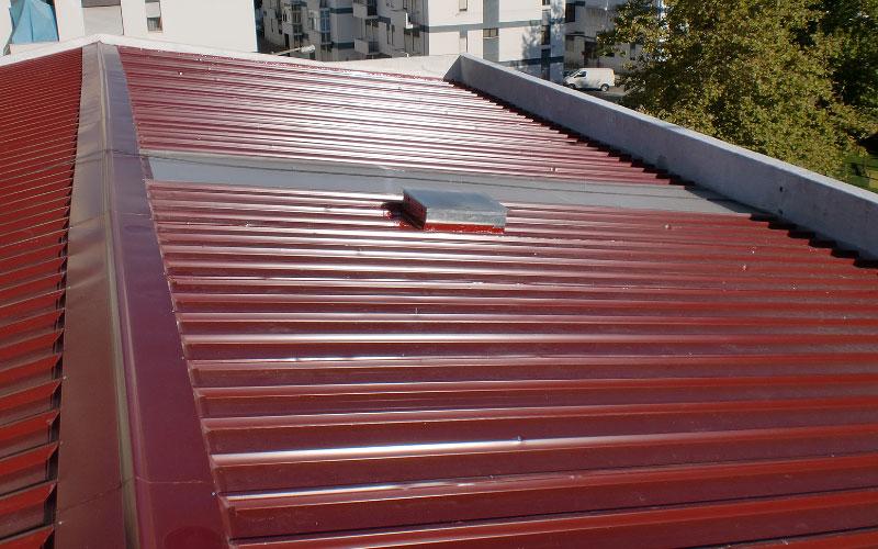 Painel sandwich telhados tlve reabilita o e - Placas de sandwich ...